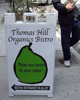 McDuff's Food & Wine Trail: Thomas Hill Organics: Simple Deliciousness in Paso Robles