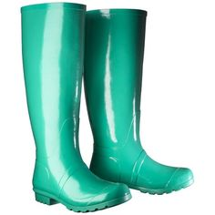 Women's Classic Knee High Rain Boots from Target
