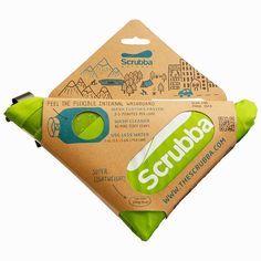 The Scrubba™ Wash Bag | Eartheasy.com