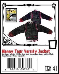 Manny's Jacket