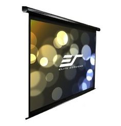 Elite Screens VMAX136UWS2 VMAX2 Electric Projection Screen (136-Inch 1:1 AR) by Elite Screens. $423.68. From the Manufacturer                 In the past, Elite Screens' VMAX electric projector screen has been one of the most affordable ways for anyone to bring a quality retractable electric screen into their office presentation or home theater room. It comes out of the box fully assembled, ready to plug and play, has black masking borders, adjustable drop/rise ...