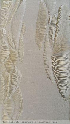 «Quasimodo Remixed» Series - n17 detail | domitilla biondi paper carving…