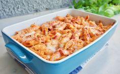 τηγανιά με χοιρινό - η συνταγή του ένδοξου μεζέ | Pandespani Bechamel, Linguine, Prosciutto, Lasagna, Macaroni And Cheese, Shrimp, Beverages, Pork, Pasta