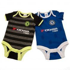 7ebe1df88 Chelsea FC Babygrow 0-3 Months