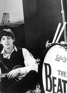 paul mccartney #the beatles
