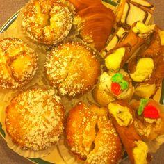 Italian Pastry - Pasticiotti OMG--  Pasticiotti-my (Dad) and my favorite pastry!