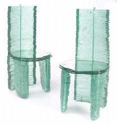 Glass Chair number two.