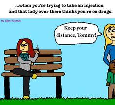 Sunday Funnies : DiabetesMine: the all things diabetes blog