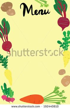 Stock Images similar to ID 87441188 - restaurant menu design. food...