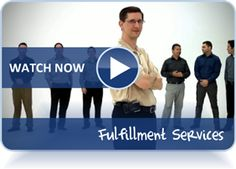 Watch this video to see just how fulfilling our fulfillment services can be!