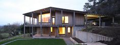Dundon Passivhaus / Prewett Bizley Architects