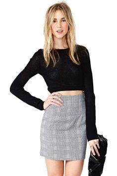 Dual Persona Skirt