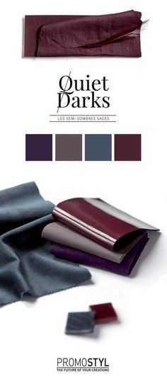 Promostyl - Les semi-sombres sages - Tendance Couleur FW2016-17 - Tendances (#595676)