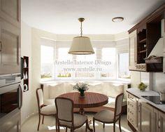Дизайн проекты | Дизайн типовой 2-ух комнатной квартиры серии П44-Т