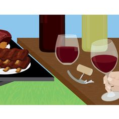 Grilling and Grapes: Best Wines to Have with BBQ | FWx