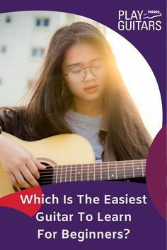 If you are just starting out on the guitar, you may have yet to decide what type of guitar you would like to learn on. You may have some guitars in mind based on your favorite players and musical heroes. Ultimately, when you are starting to learn to play you want to have a guitar that is suited to your level of playing. In this guide, we'll provide you a few key tips to help you choose an easy guitar for beginners! #guitarforbeginners Buy Guitar, Guitar Store, Learn To Play Guitar, Easy Guitar Chords, Easy Guitar Songs, Cheap Electric Guitar, Guitar Songs For Beginners, Types Of Guitar, Body Electric