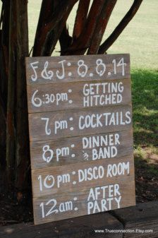 Wedding Signs, Bride & Groom Signs - Wedding Decorations - Page 2