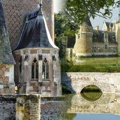 Météo favorable pour le week-end,  l'occasion de faire une belle promenade au château du Moulin Conservatoire de la Fraise  Ouvert 7j7 de 10h à 12h30 et de 14h à 18h30,  à  30mn de Chambord et du Zooparc de Beauval.  www.chateau-moulin-fraise.com  #coeurvaldeloire #MagnifiqueFrance #sologne #OTvaldechersaintaignan #loiretcher #patrimoine #france