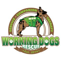 Working Dogs Rescue Art Sample by Get'N Graphic design Shelter Dogs, Rescue Dogs, Belgian Malinois Dog, Working Dogs, Fictional Characters, Graphic Design, Art, Art Background, Malinois Dog