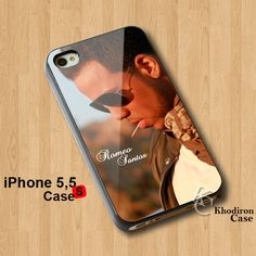 Amazing iPhone 5,5S,5C Case Romeo Santos 2013