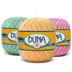 Linha Duna Candy Colors Círculo 100g - Bazar Horizonte