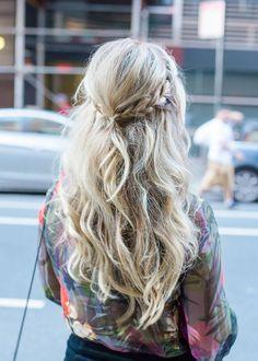 Dutch Braid Boho Hairstyle   #Cowgirl #Hairstyle #CowgirlHairstyle   http://www.islandcowgirl.com/