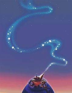 This Image posted by Disney in Memory of Robin Williams is Really Heart-Wrenching.