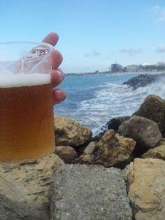 Beach beer.