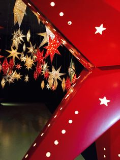Shooting star street decoration christmas pinterest for Ikea garland tx