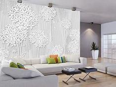 Fotomurales 3D Tejido-No Tejido Comida Papel Pintado Fotomural Decoraci/ón De Paredes Moderna Para Dormitorio Sal/ón Poster 250X175Cm
