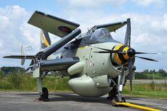 Fairey AEW3 Gannet Royal Navy