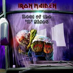 Portada Iron Maiden best of b sides
