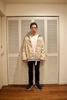 Y's Wardrobe: [UNUSED United Athle]スウェットはUnited Athleで十分。