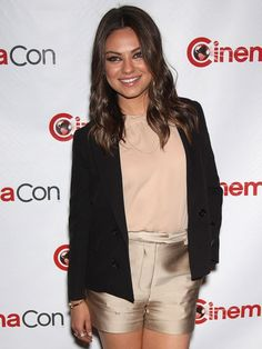 Mila Kunis ne se sent pas sexy !
