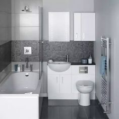 Small bathroom makeover?