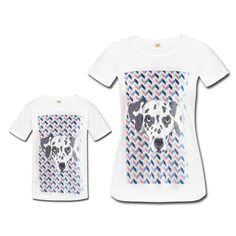 Kit Camisetas Tal Mãe e Tal Filha Filho Damalta Pop  - Branca | 50% Off
