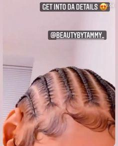 Feed In Braids Hairstyles, Braids Hairstyles Pictures, Black Kids Hairstyles, Back To School Hairstyles, Hairstyle Ideas, Cool Hairstyles, Black Girl Braids, Braids For Black Hair, Girls Braids