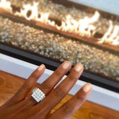 Benchmark Jewelers | Ayisha L💍VE #AyishaCottontail #Ayisha #Lifestyle #Siren #Diamond #Ring #Pretty #Powerful #Princess #Round #WhiteGold #Jewelry #Cut #Color #Clarity #Carat #IcyGleaming #DiamondRing #Perfect #Perfection #Luxury #Absolute #Timeless Benchmark-jewelers.com The Mark of Distinction #BenchmarkJewelers