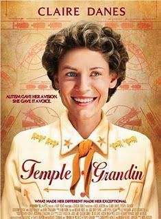 Temple Grandin. Played by Claire Danes.