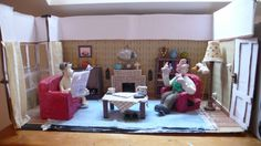 wallace and gromit set