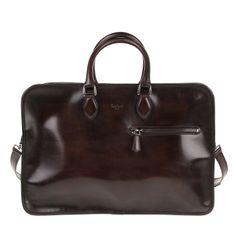 Berluti gorgeousness #leatherbag
