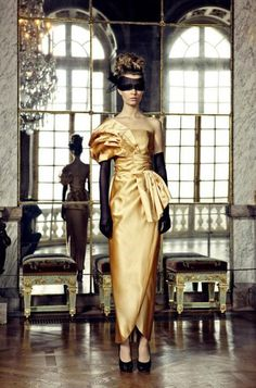 Patrick DeMarchelier | Christian Dior