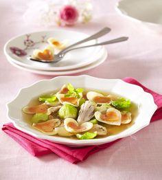 Zeleninový vývar Soup, Ethnic Recipes, Soups, Soup Appetizers