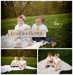 18 Month Old Twins | Indianapolis Child Photography