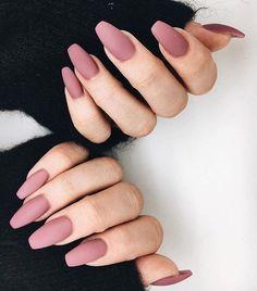 Mauve nail polish #nails #nailpolish