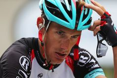 Andy Schleck of Radioshack Leopard had a tough day in Tour de France 2013