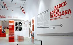 Ajuntament de Barcelona by Toormix  Text and Photography copyright of Toormix