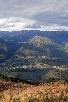 Refugio Venini, Lenno, Lake Como, Italy