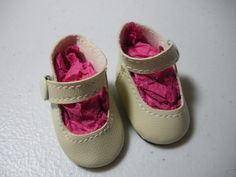 RED Patent Mary Jane Style Doll SHOES fit CHARMIN CHATTY