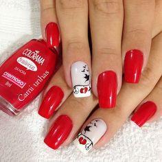 Posts you've liked | Websta Love Nails, Pretty Nails, My Nails, Cute Toes, Fabulous Nails, Holiday Nails, Nail Colors, Health And Beauty, Beauty Hacks